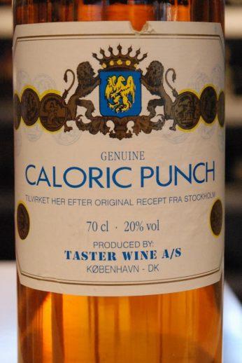 Caloric-Punch