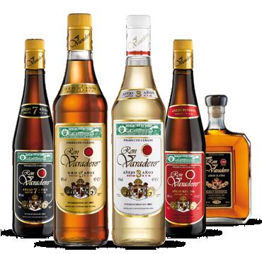 RonVaradero rums