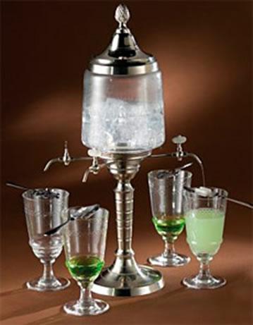 absints strukla
