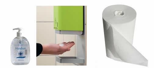 dezinfekcija roku higiena